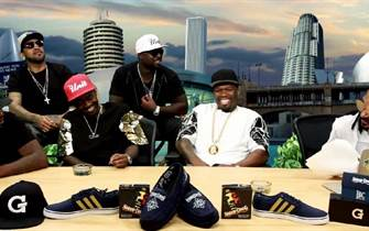 50 cent in G-Unit obiskali oddajo Snoop Dogga GGN News