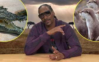 Ko Snoop Dogg animira živali